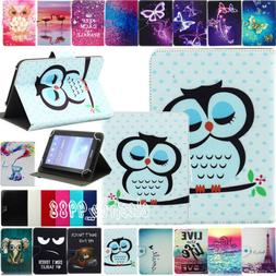 US For Dragon Touch X10 2017 10.1in Tablet Universal Leather