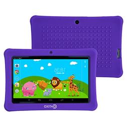 """Contixo Mother's Day Kid Safe 7"""" HD Tablet WiFi 8GB Bluetoot"""