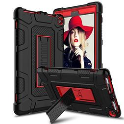 Venoro Case for All-New Amazon Fire HD 8 Tablet, Shockproof