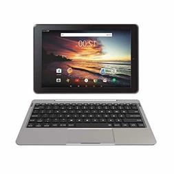 "RCA Viking Pro 10.1"" 2-in-1 Tablet 32GB Quad Core PC Laptop"