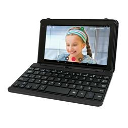 """RCA Voyager 7"""" 16GB Tablet with Keyboard Case Android OS Bun"""