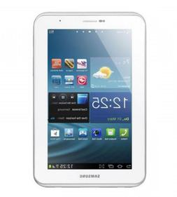 WHITE Samsung Galaxy Tab 2 GT-P3100 7.0'' Unlocked Android T