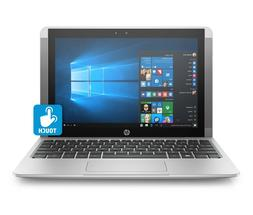 "HP X2 DETACHABLE 10-P018WM 2-IN-1 10.1"" IPS TOUCH-SCREEN LAP"