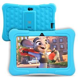 Dragon Touch Y88X Plus 7 inch Kids Tablet, Kidoz Pre-Instal