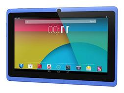 "Dragon Touch Y88X, 7"" Android Tablet, 8 GB, Blue"