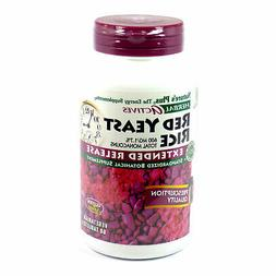 Nature's Plus - Extended Release Red Yeast Rice 600Mg