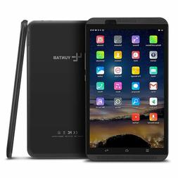 Yuntab 8 inch 4G Tablet PC H8 Android 6.0 dual SIM Card Cell