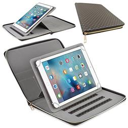 Wdibetter Samsung Tablet Case, 360 Degree Rotating Executive